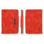 ENKAY ENK-3317 Protective PU Leather Case w/ Stand for Ipad MINI - Orange