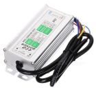 External Waterproof 80W LED Source Power Supply Driver - Grey White (AC 85~265V)