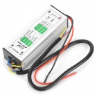 External Waterproof 40W LED Driver - Grey White (AC 90~265V)
