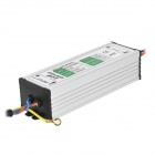 External 40W impermeable LED Driver - Gris Blanco (AC 90 ~ 265V)