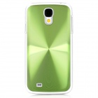 Protective Aluminum Alloy + ABS Back Case for Samsung Galaxy S4 i9500 - Green
