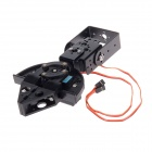 MG995 Aluminum Alloy Robot Gripper - Black