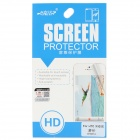 Liangjie Protective Matte Frosted Screen Protector Film Guard for HTC X920e - Transparent