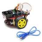 Funduino Tracking Maze Car for Arduino