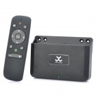 YW Terminal F9 Quad-Core Android 4.2.1 Mini PC Google TV Player w/ 1GB RAM / 8GB ROM / Air Mouse