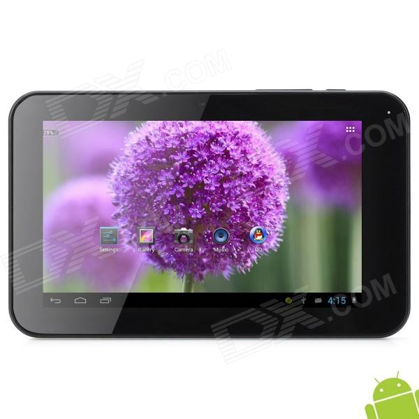 "Changhong S3 7"" Capacitive Screen Android 4.0 Dual Core Tablet PC w/ TF / Wi-Fi / Camera - White"