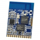 Fihonest BTA121 Hands-free CPU Bluetooth V2.1 + EDR Car Module - Blue