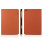 Enkay ENK-3313 Microgroove Pattern Protective PU Ledertasche für Ipad MINI - Orange