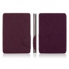 ENKAY ENK-3316 Protective PU Leather Case for Ipad MINI - Deep Purple