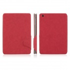 ENKAY ENK-3316 Protective PU Leather Case for Ipad MINI - Red