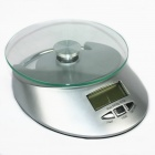 QE-KE-4 Electronic Kitchen Bench Scale - Silver (5000g/1g)