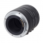 Viltrox ET-C Auto Macro Extension Tube Ring Set for Canon DSLR - Black