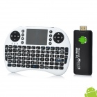 Rikomagic MK802 IIIS Dual-Core Android Mini PC Google TV Player w/ 1GB RAM / 8GB ROM / Air Mouse