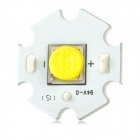 CaiYu CY-18W-W-60° 18W 1500lm 6500K 25-LED White Light LED Lamp w/ Aluminum PCB - White (16~18V)