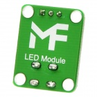 MF DIY Módulo LED rojo para Funduino - Green