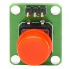 MF DIY Red Button Weiterleiten anklicken für Funduino - Green (3,3 ~ 5V)