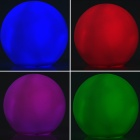 Multicolored LED Decorative Snow Ball