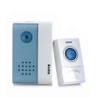 ML-V004A Wireless Door Bell - White + Blue