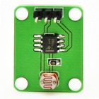 MF DIY LM358 Light Sensor Module for Funduino - Green + Black (DC 4.5~12V)