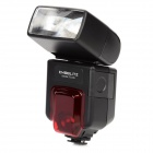 Emoblitz D35AFC Auto Focus TTL Digital Flashgun for Canon E-TTL II 550D / 60D / 1100D - Black