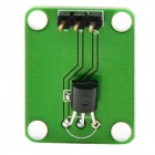 MF DIY DS18B20 Thermometer Temperature Sensor Module for Funduino - Green + Black