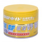 CHIEF PW659 Car Abrasive Paste Sand Wax - White (300g)