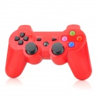 Wireless Bluetooth v3.0 DualShock Controller for PS3 / PS3slim / PS3 CECH4000 - Red