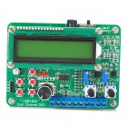 "UDB1302S 2.6"" LCD 2-Channel DDS Function Signal Generator Source - Green"