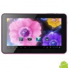 "KB901 9"" Capacitive Screen Android 4.0 Tablet PC w/ TF / Wi-Fi / Camera / G-Sensor - Pink + Black"