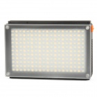 LED209AS 12.54W 209-LED-Video-Licht - Schwarz (Dual Color Temperature)