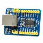 FT232RL USB 2.0 to Serial Port Converter Module - Blue + Yellow