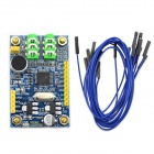 STM32 Development Board Accessory / VS1053 MP3 Decoder Module Board - Black + Blue