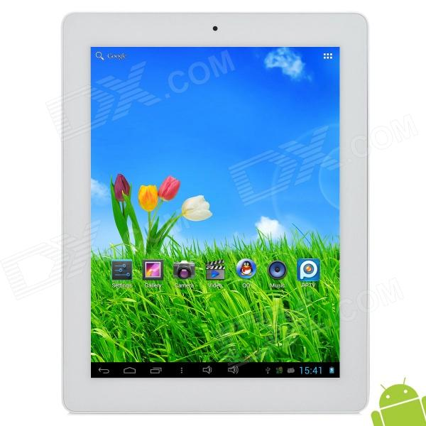 """Teclast P98 9.7 """"kapazitiver Schirm Android 4.1 Dual Core Tablet PC w / Wi-Fi / Camera - Silver (16GB)"""