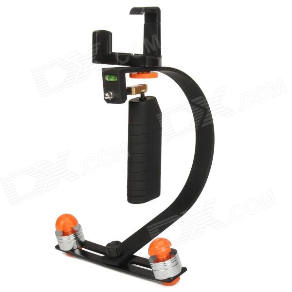 CS-100 Handy Stabilizer for Digital Cameras / Cell Phones - Black cs s0 handhold stabilizer