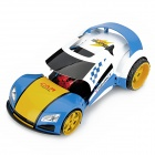 ShuangYing E503-01 Wireless 27MHz 8-Channel Transformer R/C Car - Blue