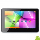 "KNC MD707 7"" Capacitive Screen Android 4.1.1 Tablet PC w/ TF / Wi-Fi / Camera / G-Sensor - Silver"