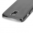 Protective Wiredrawing Back Case for Samsung Galaxy S4 / i9500 - Black