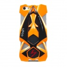 Cool F1 Racing Car Style Protective Plastic Back Case Cover for Iphone 5 - Orange