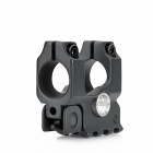PD Quick Release Front Sight для 21мм винтовка Уивер Rails - черный (18 мм диаметра)
