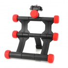 E-POD Aluminum Alloy Adjustable Desktop Holder / Stand for Ipad - Black