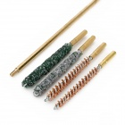 Gun Cleaning Kit Tools Set - Golden (8 PCS)