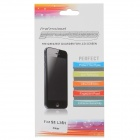 Protective Clear Screen Protector Film Guard for Sony Xperia ZL L35h / LT35h - Transparent