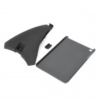 360 Degrees Rotative Plastic Stand w/ Protective Case for Ipad MINI - Black