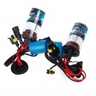 Explorer 9004 35W 8000K 3200lm Blue White Light Car HID Xenon Lamps w/ Ballasts Kit (DC 12V / 2 PCS)