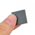 Square Shaped Ferrite Magnets for DIY - Black (17 x 17 x 4mm / 10 PCS)