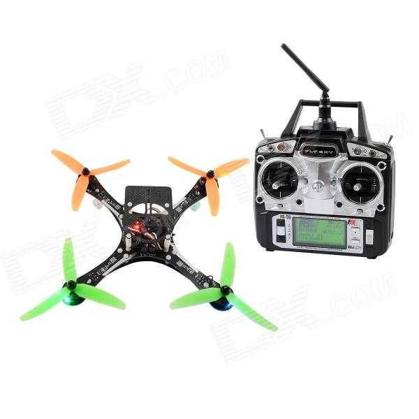 HJ HJ280X MWC Flight Controller Mini 4-Axis Quadcopter UFO / ARF with ESC Brushless Motor