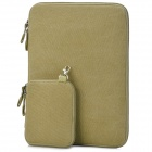 Protective 13 '' Sleeves lona para air13 / pro13.3 - Deep Beige