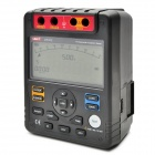 UNI-T UT512 Insulation Resistance Tester - Deep Grey + Red