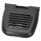 SHUNWEI SD-1010 Folding Car Vent Drink Cup Holder - Black