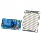 Rain Drop Sensor + Relay Module Board for Arduino - Blue(Works with official Arduino Boards)